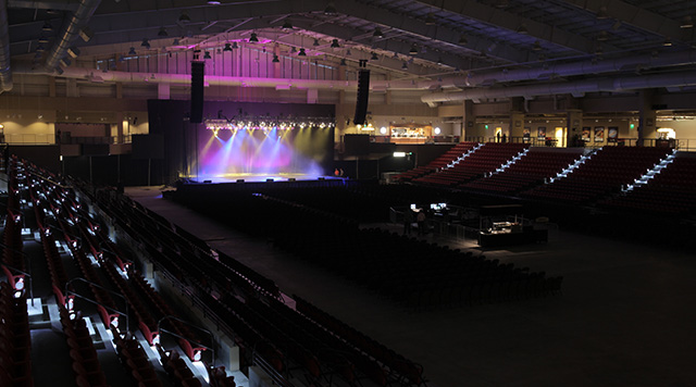 Kansas Star Event Center