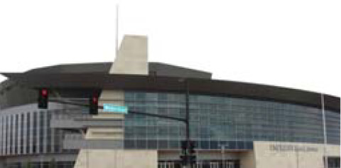 INTRUST Bank Arena Opened